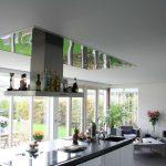 Plameco plafond in de keuken